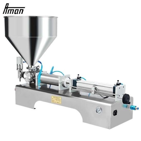 Automatic Quantitative Filling Machine, Simple Operation and Precise Filling of Honey and Sauce