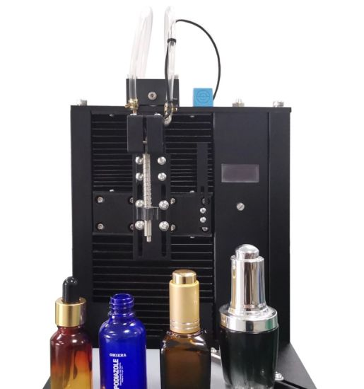 Cosmetic Chemical Filling Machine Perfume Filing Essential Oil Filling Good Price
