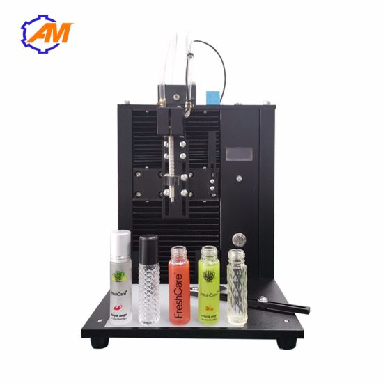Factory Price Dropper Glass Bottle Filling Capping Machine for Essential Oil