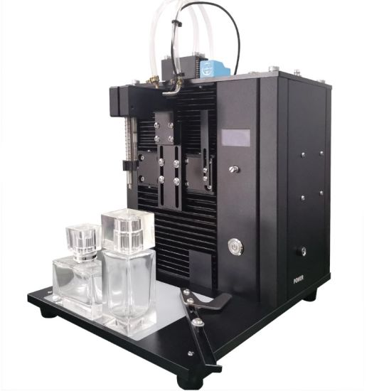 Automatic Small Portable Liquid Filling Machine Home Use Easy to Operate Perfume Emulsion Filling