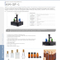 Cosmetic Pneumatic Piston Small Manual Honey Paste Perfume Automatic Bottles Liquid Filling Machine