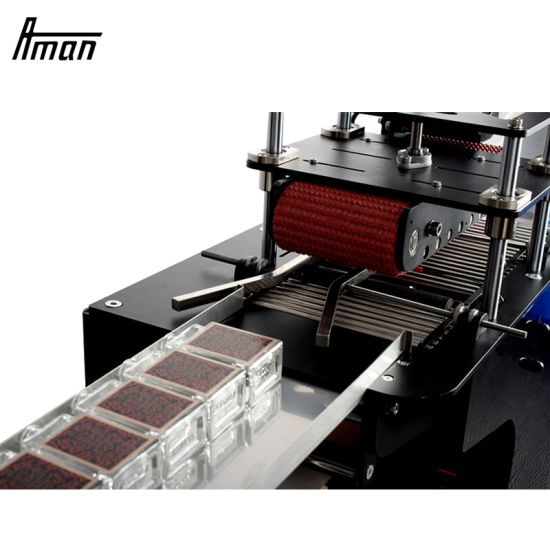 Labeling Machine for Custom Flat Irons with Private Label
