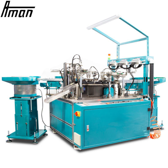 Reliable Manufacturer Best Selling Durable Cap Pump Valve Assembly Machine for Sale